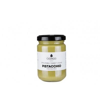 crema da spalmare al pistacchio
