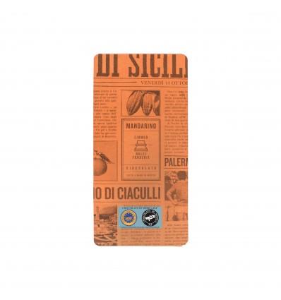 Cioccolato con mandarino tardivo di Ciaculli